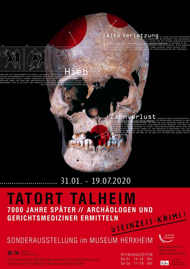 Tatort Talheim – 7000 Jahre später