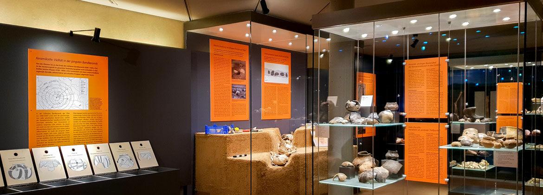 Museum Herxheim Übersicht Keller