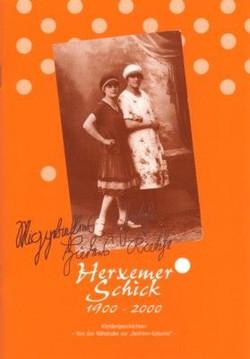 Herxemer Schick 1900 - 2000, Kleidergeschichten von der Nähstube zur fashion-Kolonie, 2004